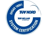 TUV hellas OHSAS18001 new